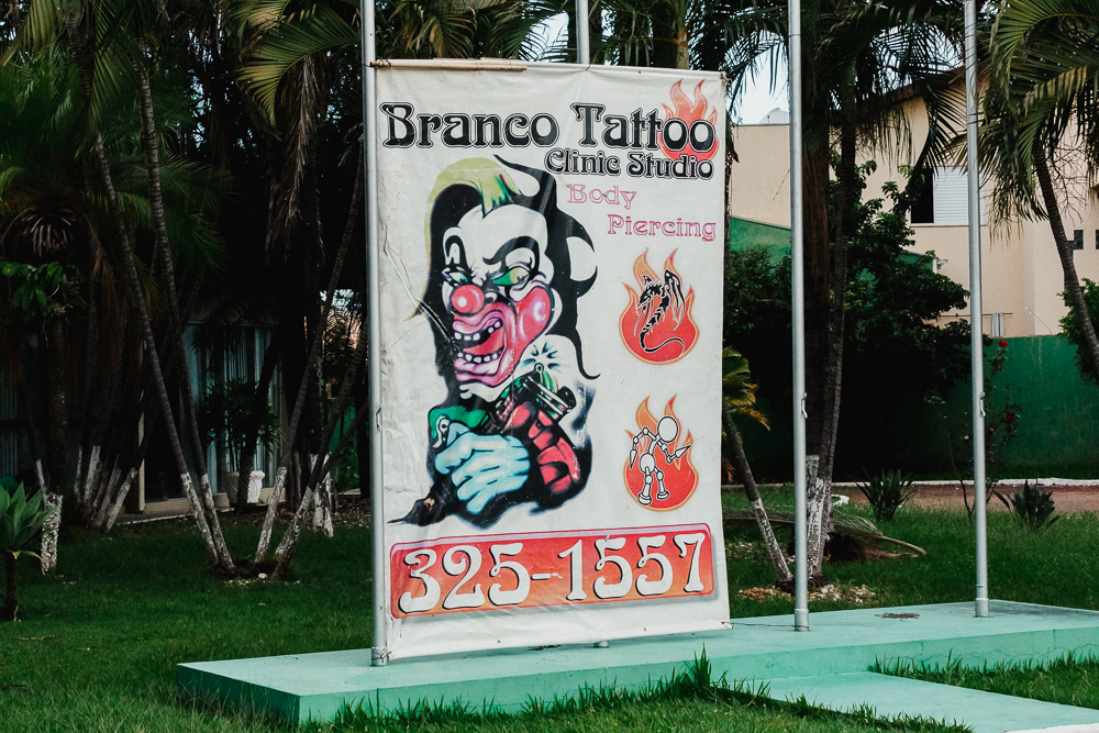 Festival Reúne Artistas De Renome Da Tatuagem No Clube